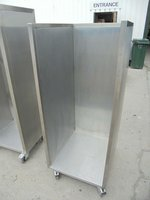 Stainless Steel Trolley / Potato Trolley
