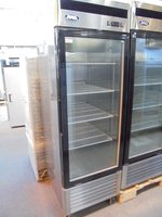 New Atosa Glass Fronted Fridge/ Chiller (5145)