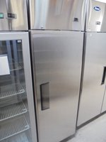 New Atosa Stainless Steel Single Door Fridge	(5147)