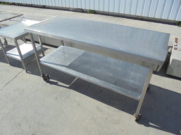 Stainless Steel Table (5152)