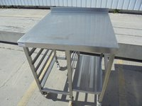 Stainless Steel Table (5154)