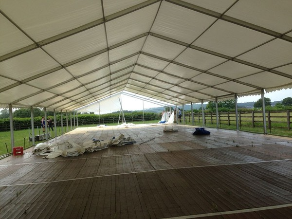 Mulitspan 12m By 36m Marquee