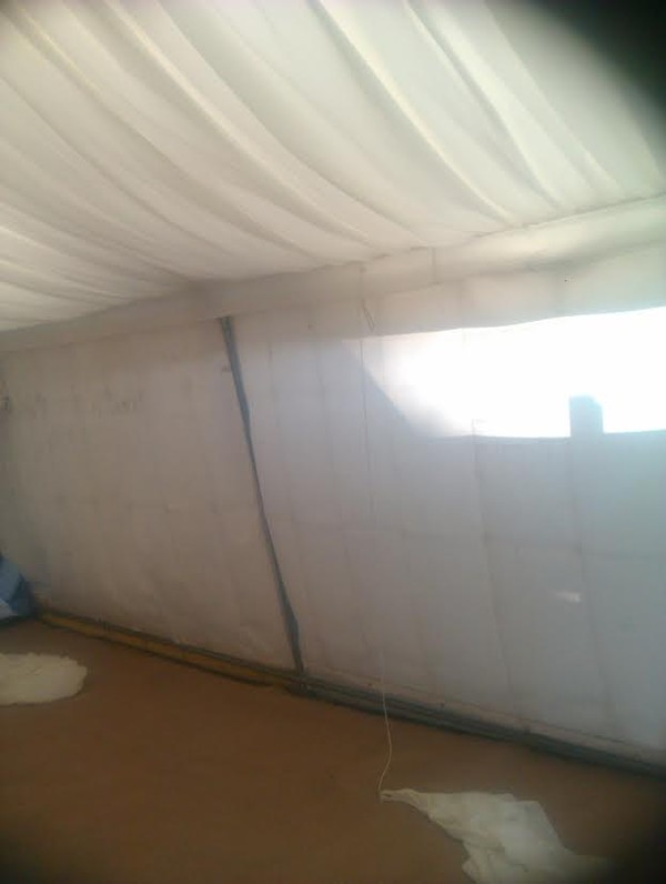 Various Used Marquees for Sale.