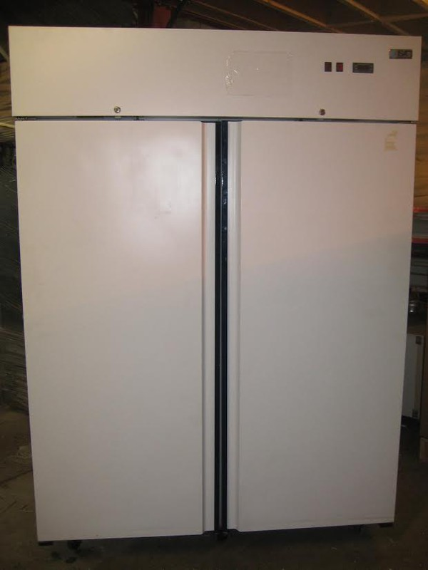 ISA Double Door Commercial Chiller
