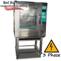 Falcon 10 Grid Combi Steam Oven
