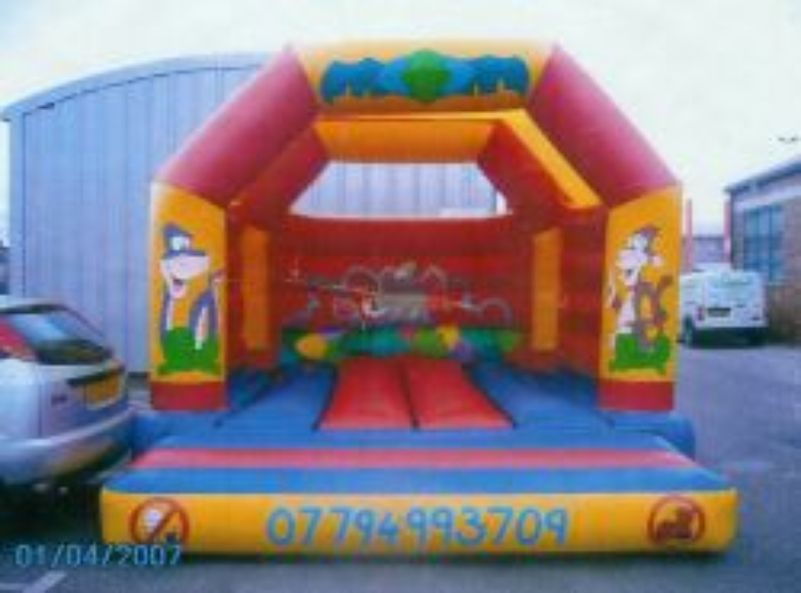 ... Business For Sale > Bouncy Castle & Inflatable Hire Company For Sale