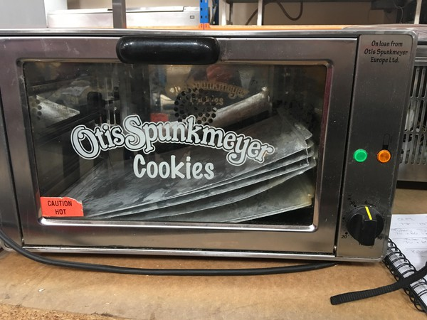 Otis Spunkmeyer Cookie Counter Top Convection Oven