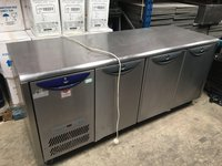 Williams 3 Door 545Ltr Counter Fridge HO3U-S3