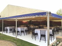 9m clearspan marquee for sale