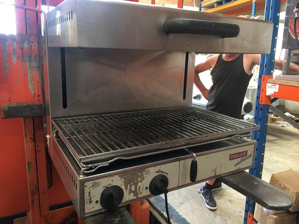 Palux 686034 Rise and Fall Salamader Grill