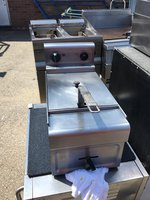 9 Ltr Single Tank Fryer With 1 Basket