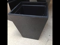 Variety Of Hotel Bins/Waste Paper Baskets For Sale. £5 Each. Chrome Finish Or Gloss Black