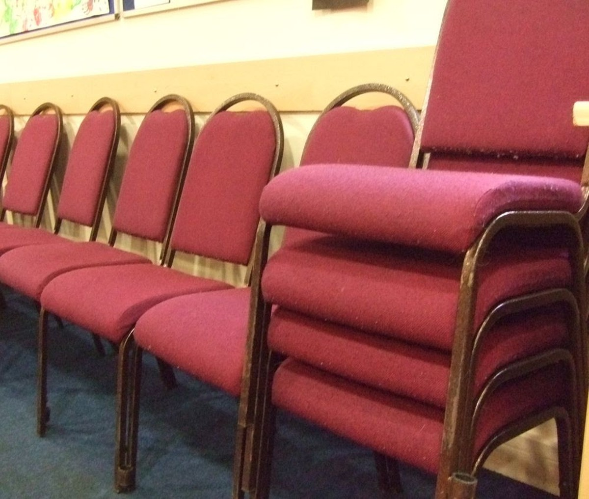 Secondhand Chairs And Tables Church Pews And Chairs