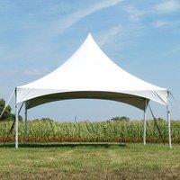 Pinnacle Series High Peak Frame Tent/Cross Cable Marquee