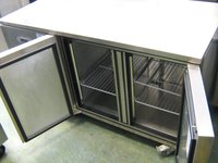Foster PRO1/2HA Refrigerated Counter