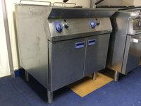 Electrolux Twin Tank Double Basket Gas Fryer