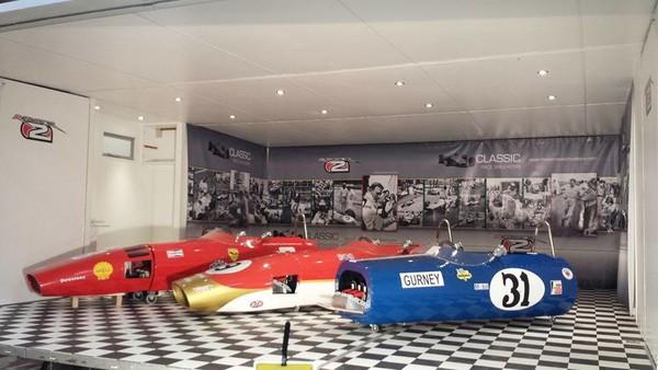 Reconditioned Classic Torton Exhibition Trailer