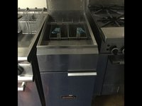 Tristar Single Tank Double Basket Gas Fryer