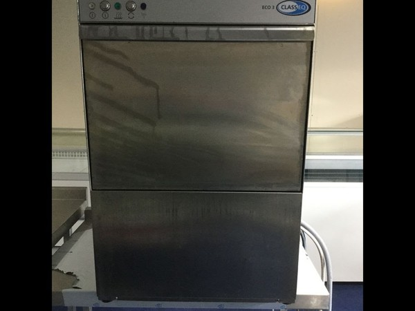 Classeq ECO 3 Undercounter Dishwasher