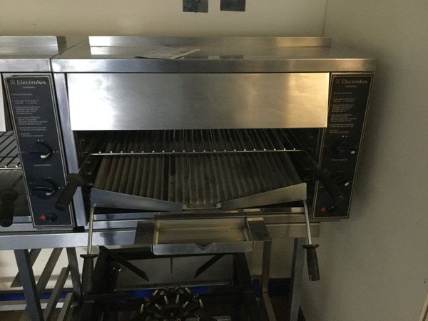 Electrolux Gas SuperGrill