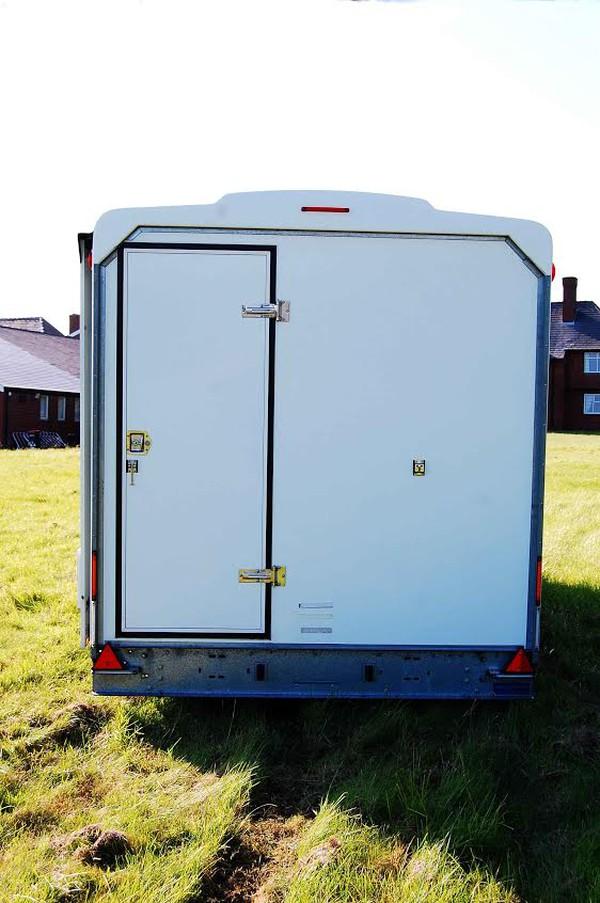 18' Sales/Exhibition Unit Trailer - Pontypridd 8