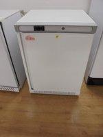 New White Valera Under Counter Freezer