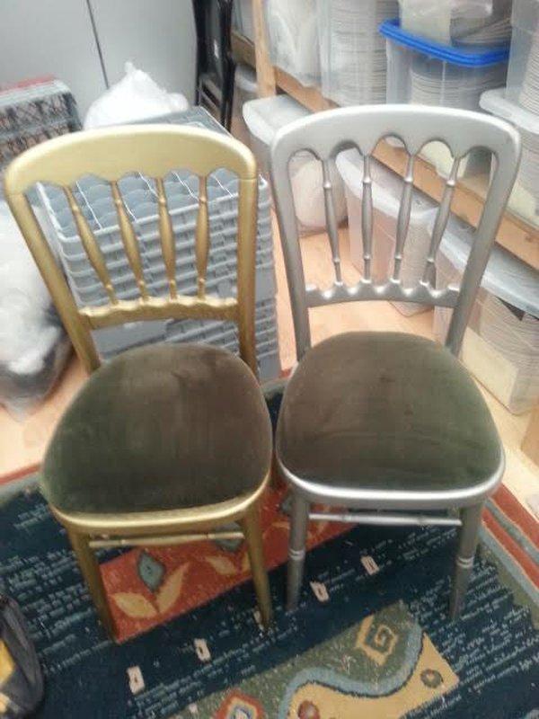 Cheltenham Chairs Including Seat Pad