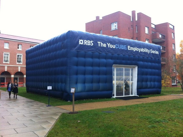 12m Inflatable Cube