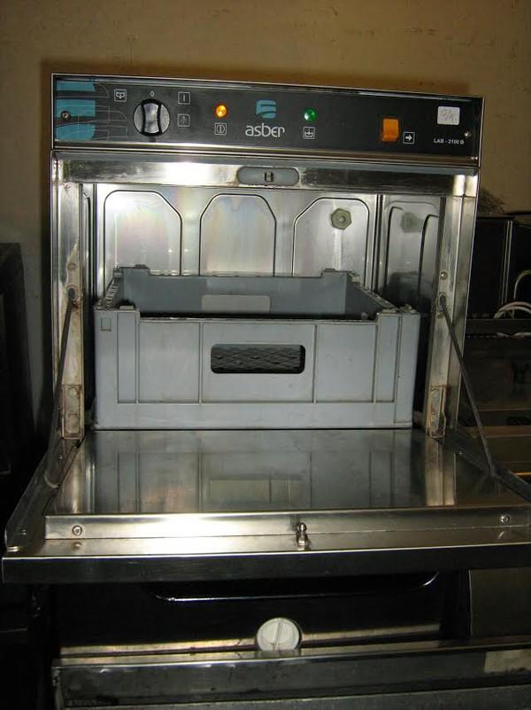 Asber Lab-2100b Glasswasher