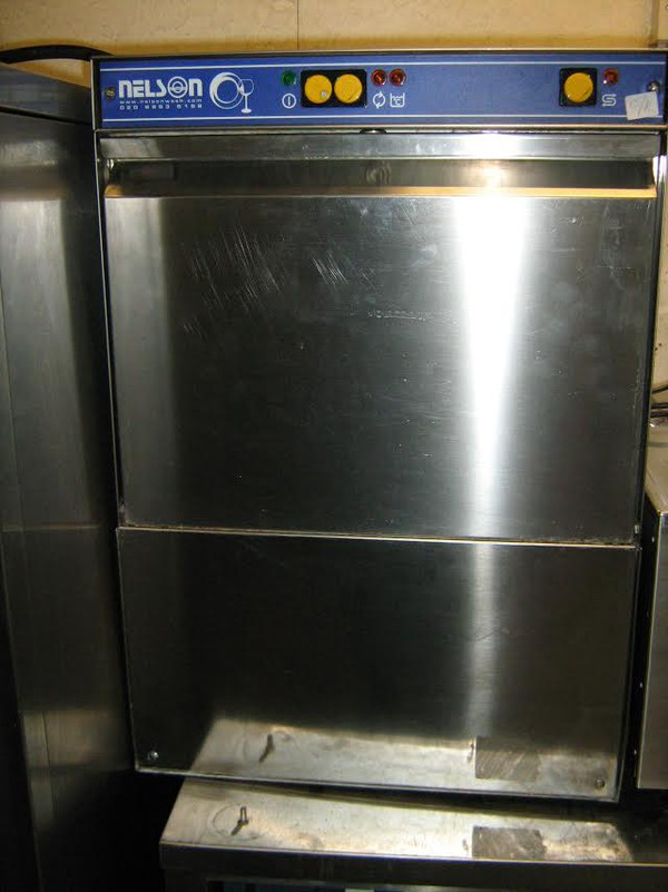 Nelson SC40AWS Glasswasher