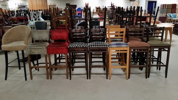 Upholstered Stools