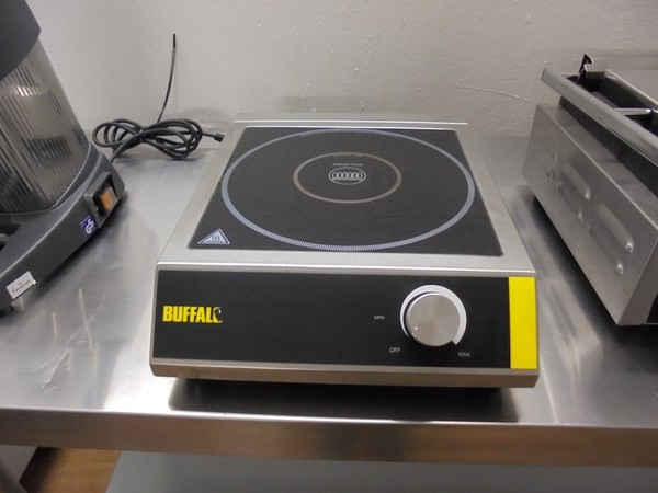 Ex Demo Induction Hob (5240)