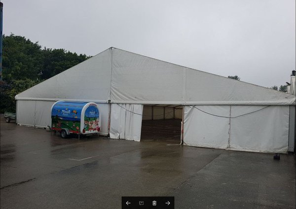 35 x 25 Meter Roder Marquee