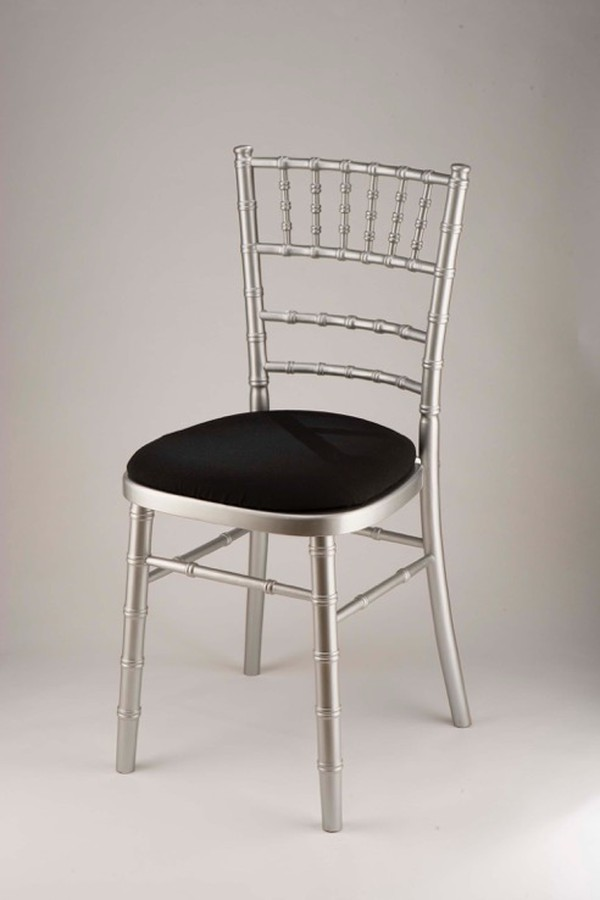 Silver Camelot Chiavari Chairs
