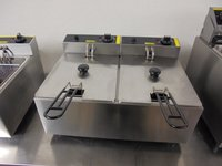 Electric Table Top Double Fryer (5251)
