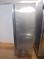 Stainless Steel Upright Freezer (5254)