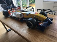 4ft Replica Scale Formula 1 Car Models