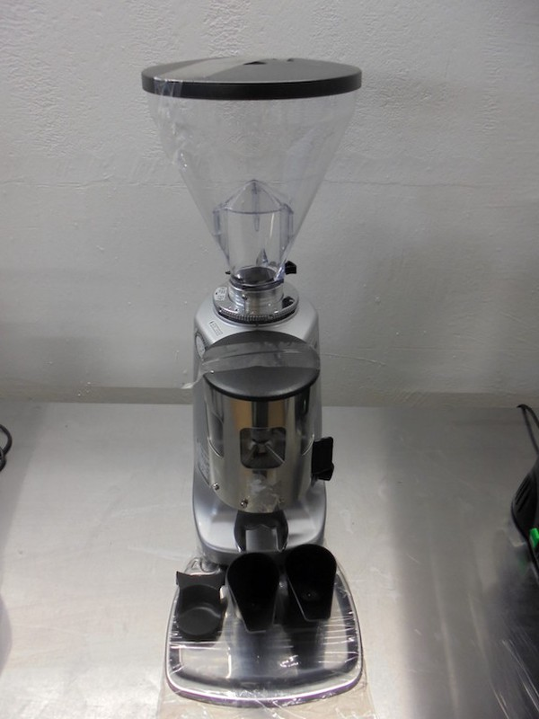 Ex Demo Mazzer Coffee Grinder	(5265)