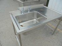 Stainless Steel Single Sink(5268)