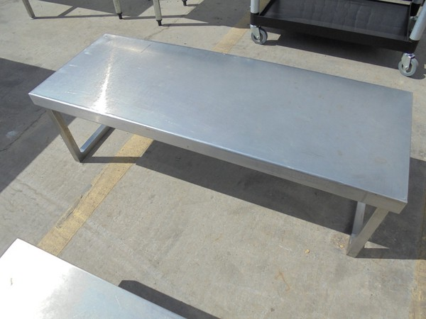 Stainless Steel Gantry Shelf (5274)