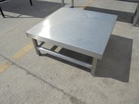 Stainless Steel Stand (5275)