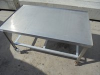 Stainless Steel Stand (5276)