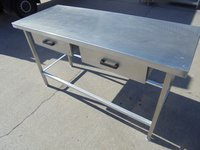 Stainless Steel Table (5278)