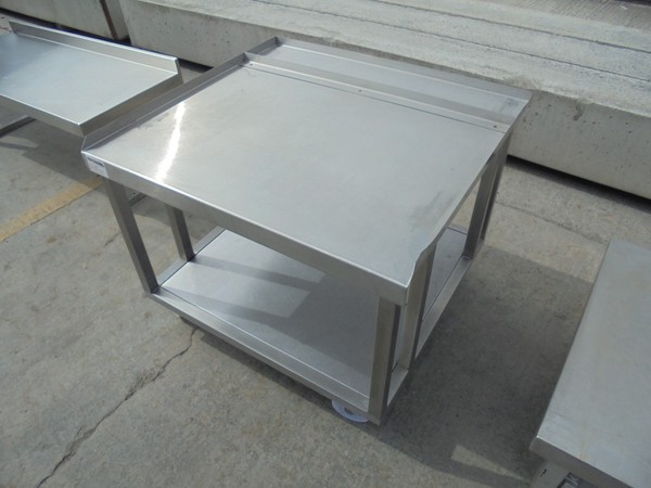 Stainless Steel Stand (5288)