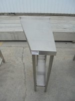 """Stainless Steel """"End"""" Infil Table(5300)"""