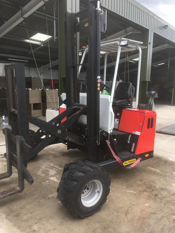 Palfinger Forklift