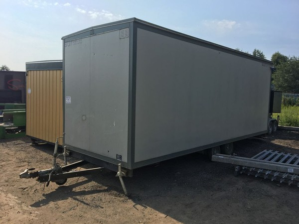 Urinal Trailer 23ft Unit