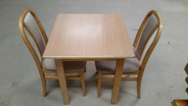 14 table and chair sets - Derby