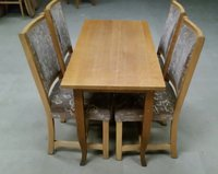 6 x table and chair sets - Derby
