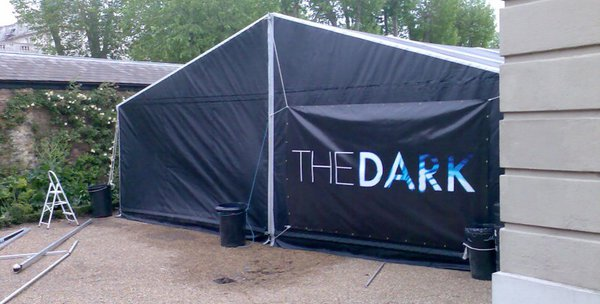 11.5m x 9.2m (37.72' x 30.18') Barkers Aliframe Tent Marquee